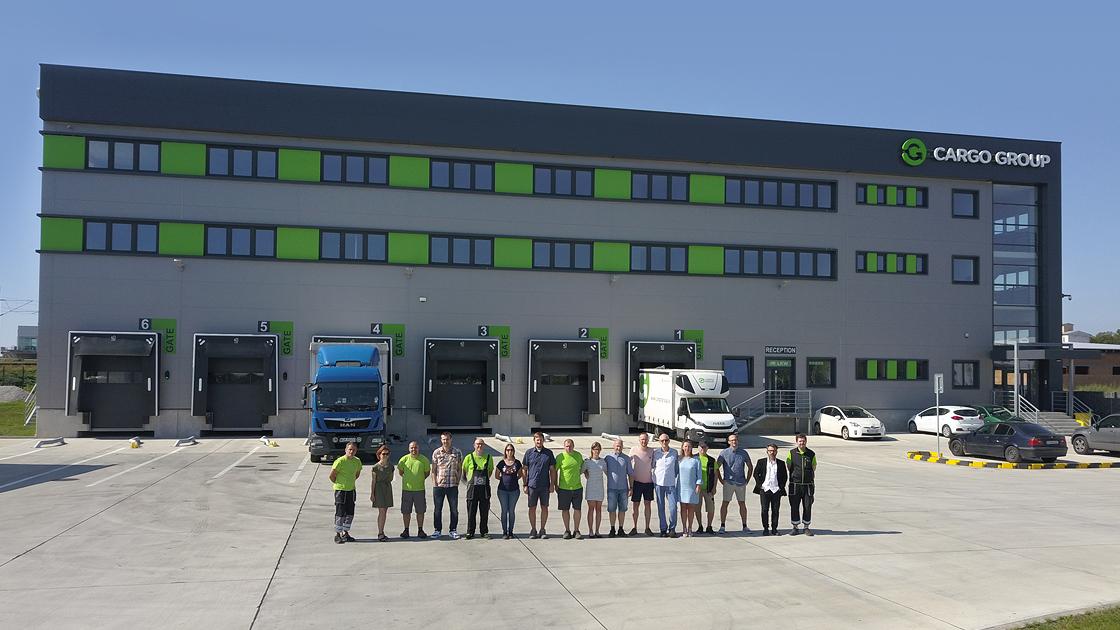CARGO GROUP SLOVAKIA s.r.o. - preprava tovaru, logistika, sklad - Logistické centrum Trnava