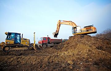 CARGO GROUP SLOVAKIA s.r.o. - preprava tovaru, logistika, skladovanie - Logistické centrum Trnava – Zemné práce 4
