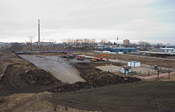 CARGO GROUP SLOVAKIA s.r.o. - preprava tovaru, logistika, skladovanie - Logistické centrum Trnava – Zemné práce 5