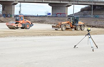 CARGO GROUP SLOVAKIA s.r.o. - preprava tovaru, logistika, skladovanie - Logistické centrum Trnava – Zemné práce 7