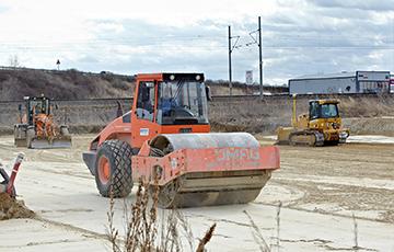 CARGO GROUP SLOVAKIA s.r.o. - preprava tovaru, logistika, skladovanie - Logistické centrum Trnava – Zemné práce 8