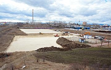 CARGO GROUP SLOVAKIA s.r.o. - preprava tovaru, logistika, skladovanie - Logistické centrum Trnava – Zemné práce 9