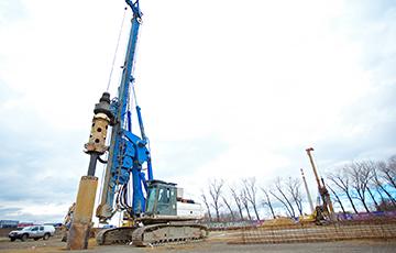 CARGO GROUP SLOVAKIA s.r.o. - preprava tovaru, logistika, skladovanie - Logistické centrum Trnava – Zakladanie 1