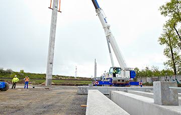 CARGO GROUP SLOVAKIA s.r.o. - preprava tovaru, logistika, skladovanie - Logistické centrum Trnava – Skelet 1
