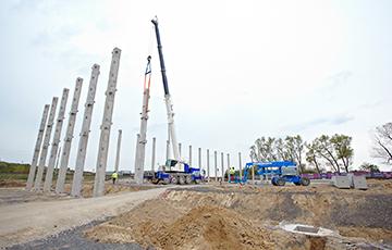 CARGO GROUP SLOVAKIA s.r.o. - preprava tovaru, logistika, skladovanie - Logistické centrum Trnava – Skelet 3