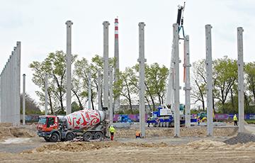 CARGO GROUP SLOVAKIA s.r.o. - preprava tovaru, logistika, skladovanie - Logistické centrum Trnava – Skelet 4