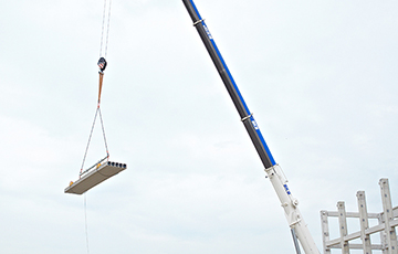 CARGO GROUP SLOVAKIA s.r.o. - preprava tovaru, logistika, skladovanie - Logistické centrum Trnava – Skelet 9