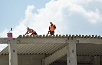 CARGO GROUP SLOVAKIA s.r.o. - preprava tovaru, logistika, skladovanie - Logistické centrum Trnava – Strecha, opláštenie 3