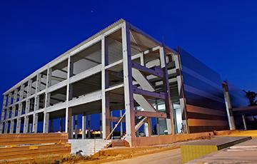 CARGO GROUP SLOVAKIA s.r.o. - preprava tovaru, logistika, skladovanie - Logistické centrum Trnava – Strecha, opláštenie 4