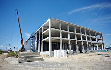 CARGO GROUP SLOVAKIA s.r.o. - preprava tovaru, logistika, skladovanie - Logistické centrum Trnava – Strecha, opláštenie 7