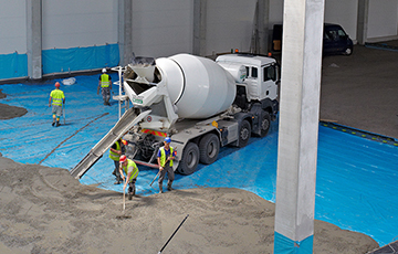 CARGO GROUP SLOVAKIA s.r.o. - preprava tovaru, logistika, skladovanie - Logistické centrum Trnava – Podlaha 7