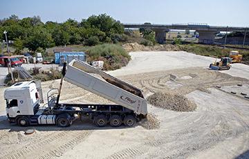 CARGO GROUP SLOVAKIA s.r.o. - preprava tovaru, logistika, skladovanie - Logistické centrum Trnava – Vonkajšie plochy 1
