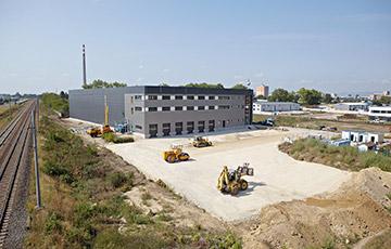 CARGO GROUP SLOVAKIA s.r.o. - preprava tovaru, logistika, skladovanie - Logistické centrum Trnava – Vonkajšie plochy 3