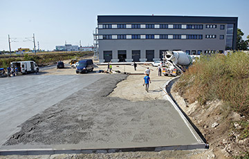 CARGO GROUP SLOVAKIA s.r.o. - preprava tovaru, logistika, skladovanie - Logistické centrum Trnava – Vonkajšie plochy 4
