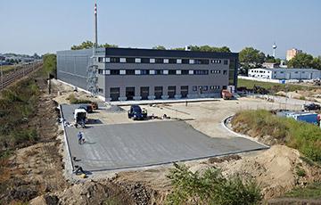 CARGO GROUP SLOVAKIA s.r.o. - preprava tovaru, logistika, skladovanie - Logistické centrum Trnava – Vonkajšie plochy 6