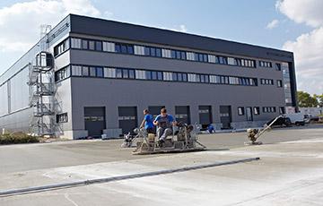 CARGO GROUP SLOVAKIA s.r.o. - preprava tovaru, logistika, skladovanie - Logistické centrum Trnava – Vonkajšie plochy 7