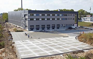 CARGO GROUP SLOVAKIA s.r.o. - preprava tovaru, logistika, skladovanie - Logistické centrum Trnava – Vonkajšie plochy 8