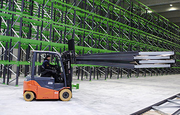 CARGO GROUP SLOVAKIA s.r.o. - preprava tovaru, logistika, skladovanie - Logistické centrum Trnava – Regále 3