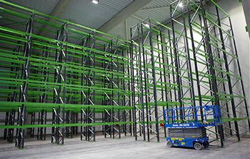 CARGO GROUP SLOVAKIA s.r.o. - preprava tovaru, logistika, skladovanie - Logistické centrum Trnava – Regále 4