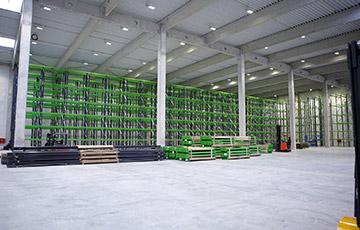 CARGO GROUP SLOVAKIA s.r.o. - preprava tovaru, logistika, skladovanie - Logistické centrum Trnava – Regále 5