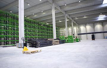 CARGO GROUP SLOVAKIA s.r.o. - preprava tovaru, logistika, skladovanie - Logistické centrum Trnava – Regále 6